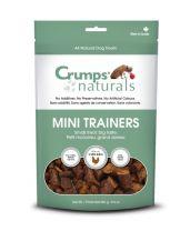 Crumps' Naturals - Mini Trainers – Semi Moist Chicken  (8 bags x 8.8 oz.)