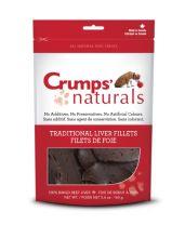 Crumps' Naturals - Traditional Liver Fillets (6 bags x 11.6 oz.)